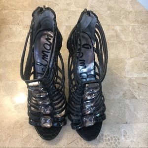 8e9cb8fc3 Women s Crystal Gladiator Sandals on Poshmark